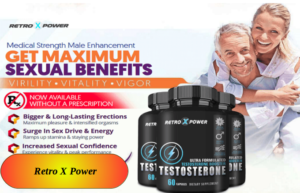 Retro X Power Pills{2019 Reviews}: Does It Work Or Avoid?