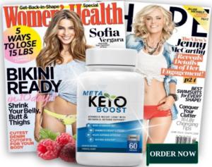 Meta Boost Keto Weight Loss Pills
