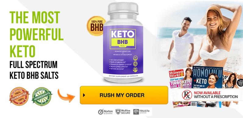 Keto BHB Real Diet Pills