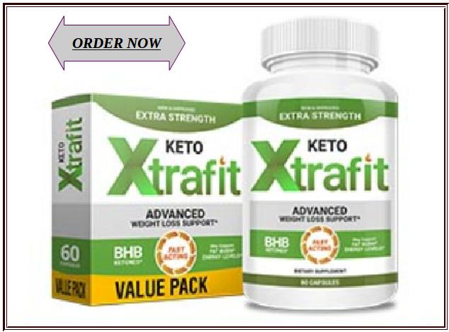 Keto Xtrafit Weight loss Pills